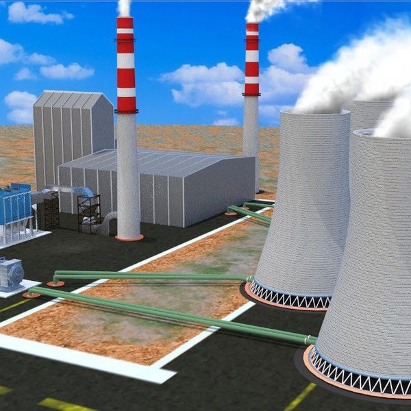 Thermal Power Plant Essay Examples