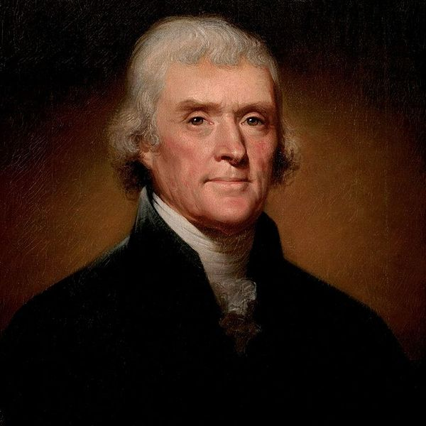 Thomas Jefferson Essay Examples