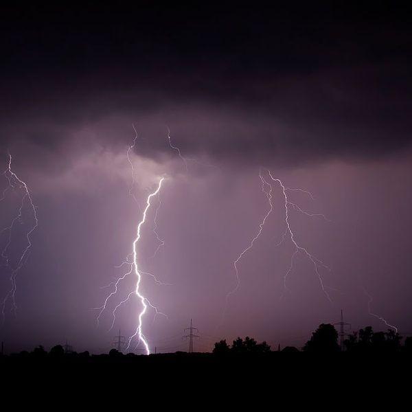 Thunderstorm Essay Examples