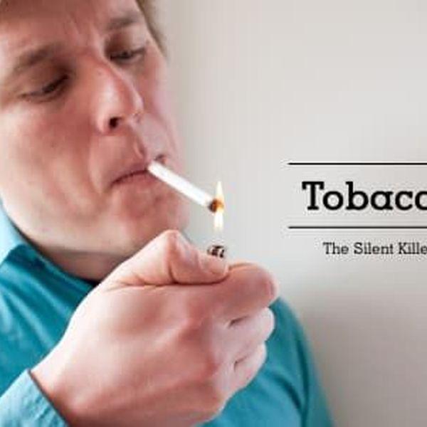Tobacco A Silent Killer Essay Examples