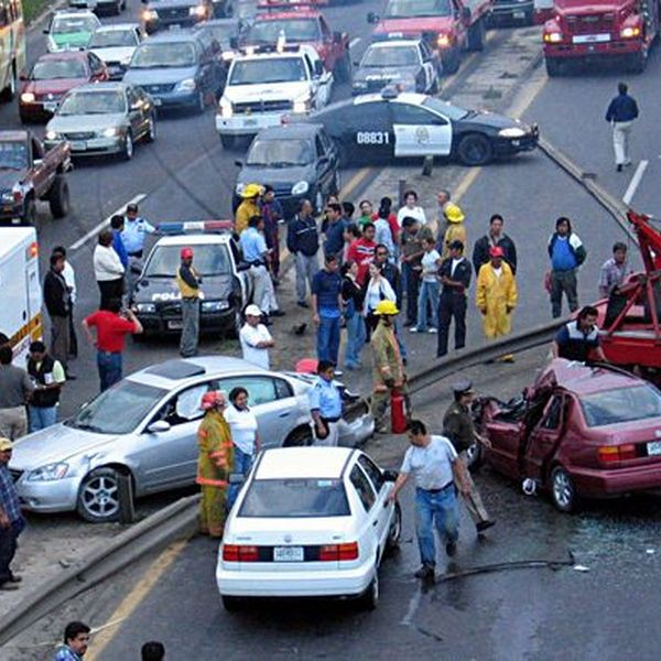 Traffic Accidents Essay Examples