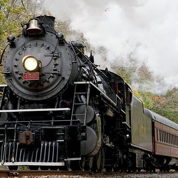 Train Essay Examples