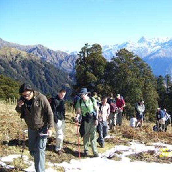Trekking Expedition Essay Examples