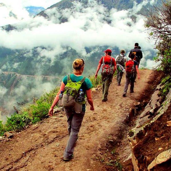 Trekking Essay Examples