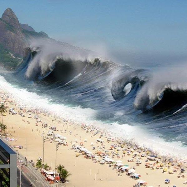 Tsunami Essay Examples