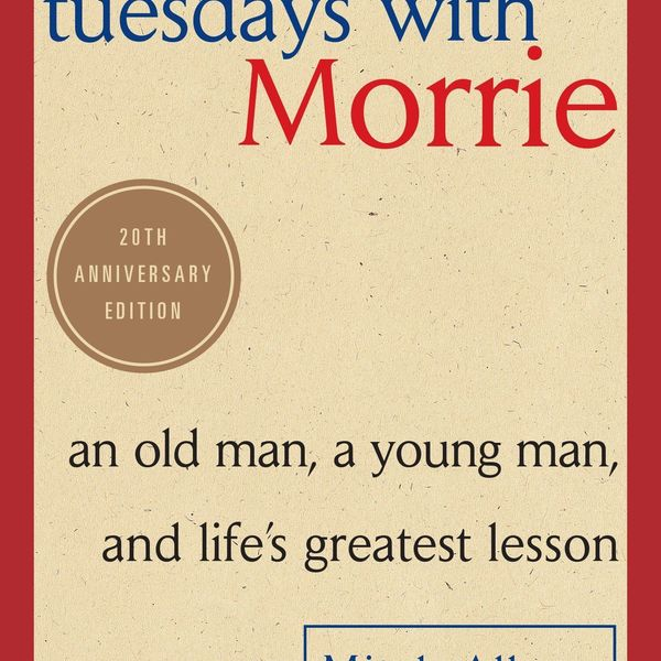 Tuesday With Morrie Essay Examples