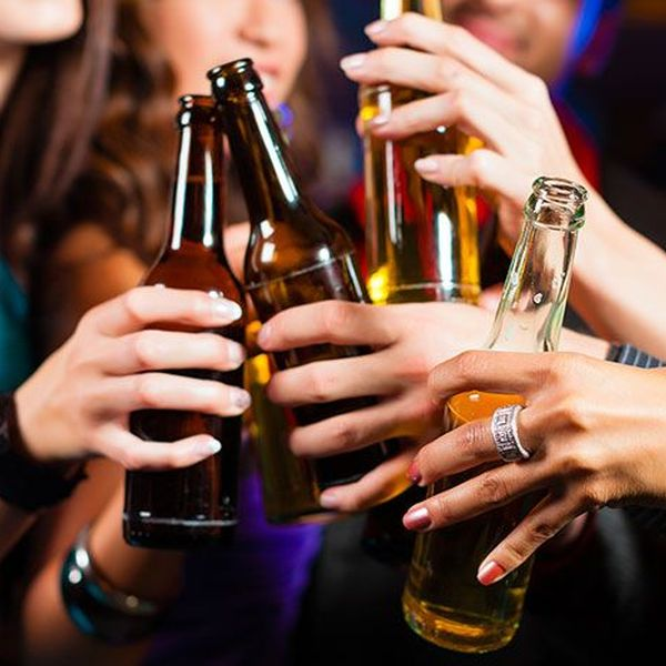 Underage Drinking Essay Examples