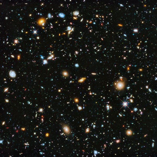Universe Essay Examples
