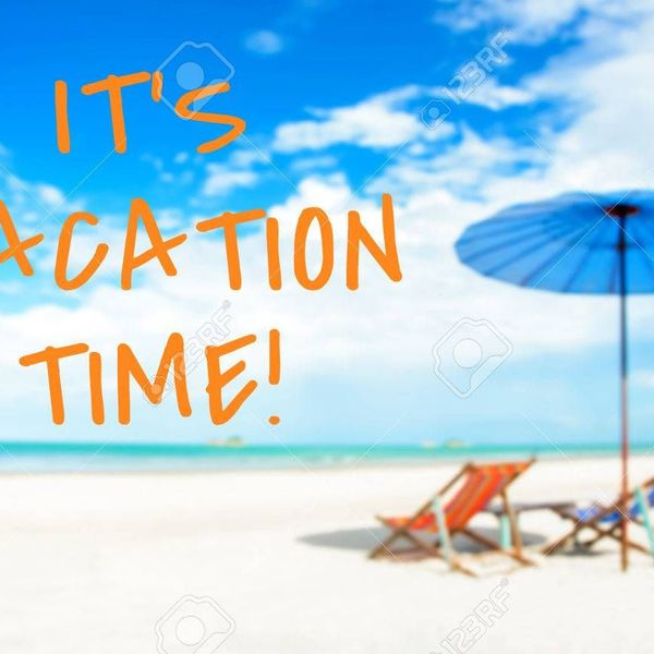 Vacation Time Essay Examples