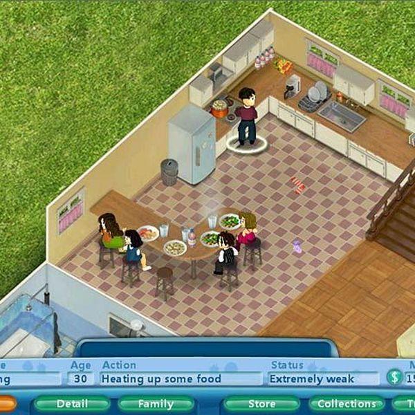 Virtual Games Essay Examples