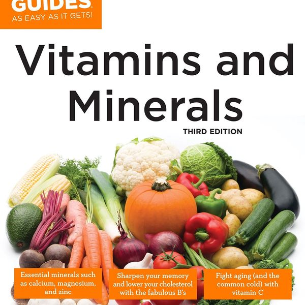 Vitamins And Minerals Essay Examples