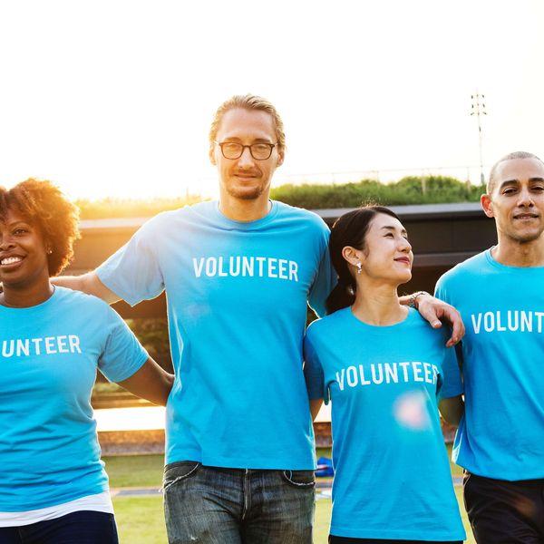 Volunteering Essay Examples