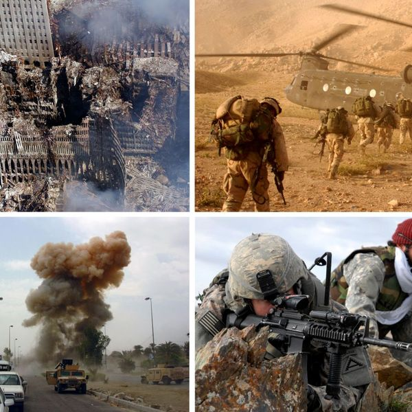 War And Terrorism Essay Examples