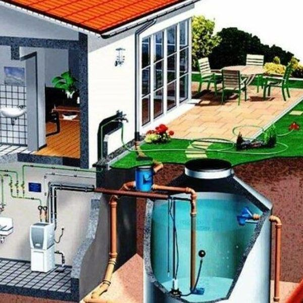 Water Harvesting Essay Examples