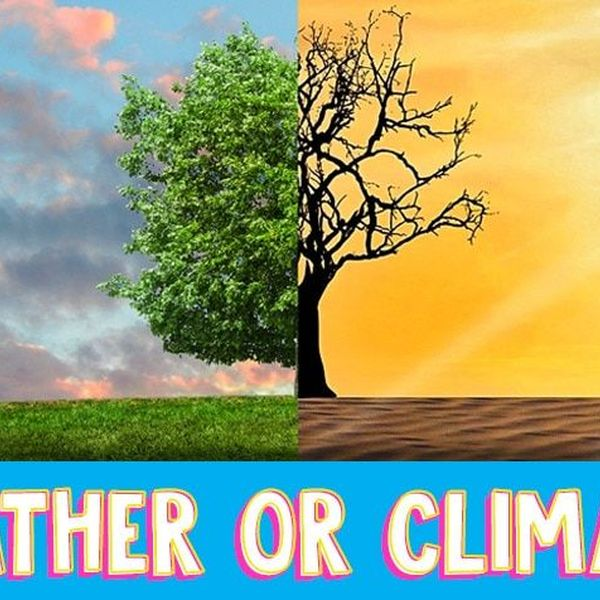 Weather And Climate Essay Examples