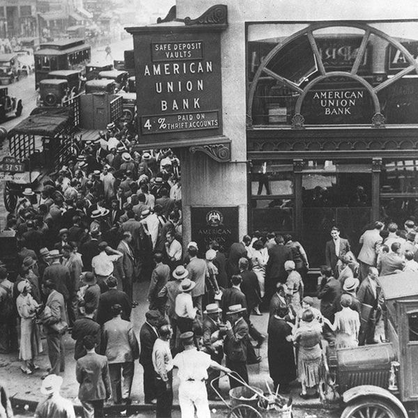 What Caused The Great Depression Essay Examples