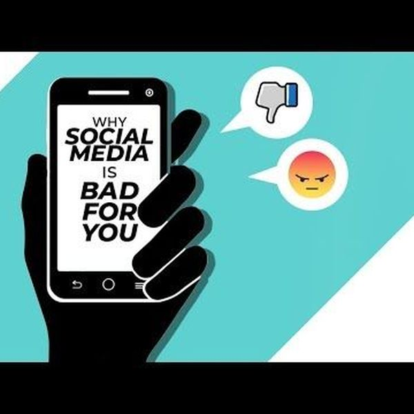 Why Social Media Is Bad Essay Examples