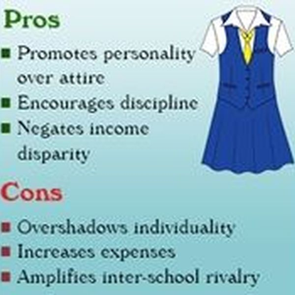 Why Students Should Wear Uniforms Essay Examples