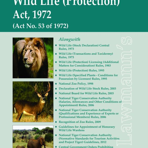 Wildlife Protection Act Essay Examples