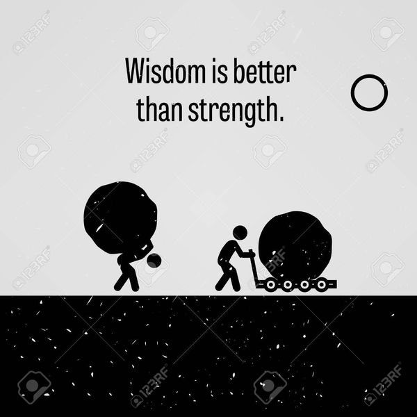 Wisdom Is Greater Than Strength Essay Examples