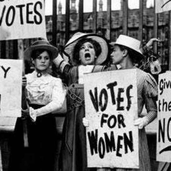 Women Suffrage Essay Examples