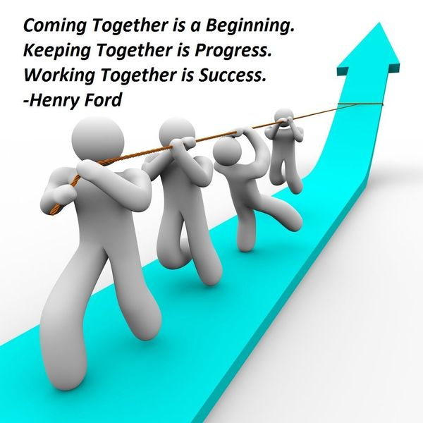 Working Together Leads To Success Essay Examples