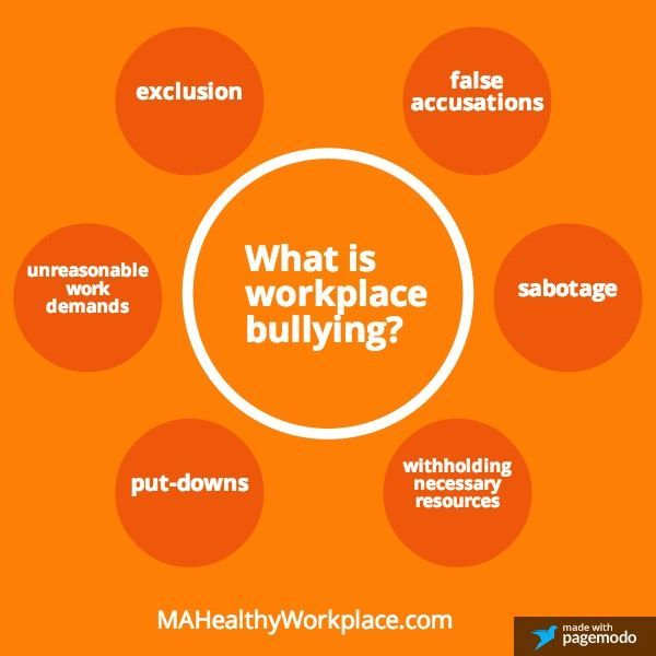 Workplace Bullying Essay Examples