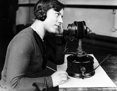 How did new technologies in the 1920s contribute to postwar changes?
