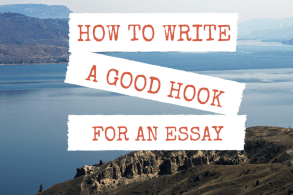 How to Write a Good Hook for an Essay
