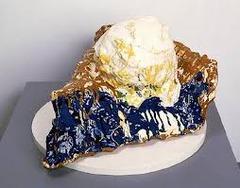 Pie a la Mode by Oldenburg