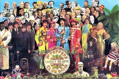 Sergeant Pepper's Lonely Hearts Club Band by Blake