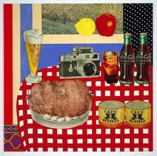 Still Life #12 by Wesselmann