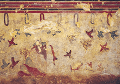 Tomb of Hunting and Fishing (Diving and Fishing)/ Tomb of the Triclinium