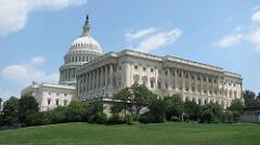U.S. Capitol building, begun 1793, interior renovated 1960, Neo-classical style